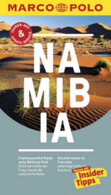 MARCO POLO Reiseführer Namibia, Christian Selz