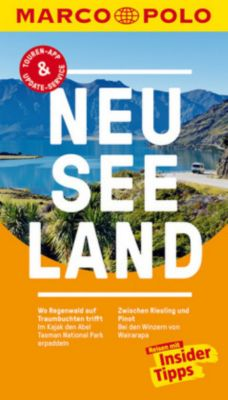 MARCO POLO Reiseführer Neuseeland -  pdf epub