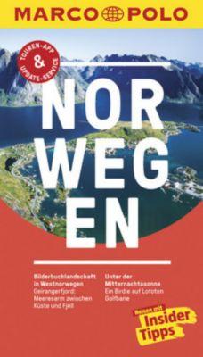 MARCO POLO Reiseführer Norwegen, Jens-Uwe Kumpch
