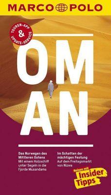 MARCO POLO Reiseführer Oman, Jobst Krumpeter