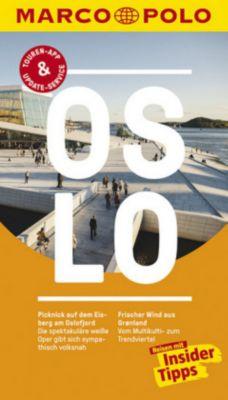 MARCO POLO Reiseführer Oslo - Thomas Hug pdf epub