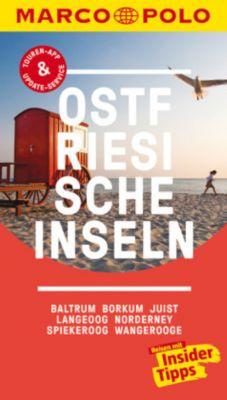 MARCO POLO Reiseführer Ostfriesische Inseln - Klaus Bötig pdf epub