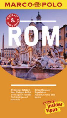 MARCO POLO Reiseführer Rom, Swantje Strieder