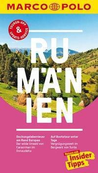 MARCO POLO Reiseführer Rumänien - Kathrin Lauer |