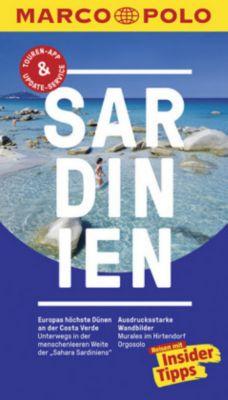 MARCO POLO Reiseführer Sardinien, Hans Bausenhardt