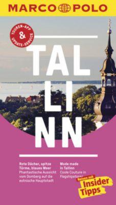 MARCO POLO Reiseführer Tallinn, Stefanie Bisping