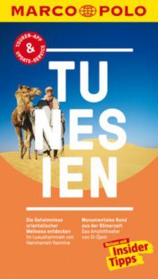 MARCO POLO Reiseführer Tunesien -  pdf epub