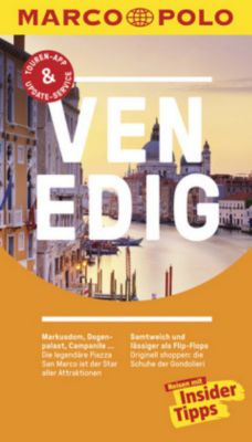 MARCO POLO Reiseführer Venedig, Walter M. Weiss