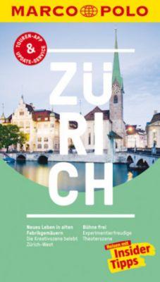 MARCO POLO Reiseführer Zürich - Christoph Hegi  