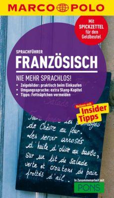 MARCO POLO Sprachführer E-Book: MARCO POLO Sprachführer Französisch