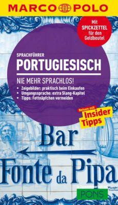 MARCO POLO Sprachführer E-Book: MARCO POLO Sprachführer Portugiesisch