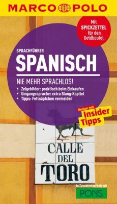MARCO POLO Sprachführer E-Book: MARCO POLO Sprachführer Spanisch