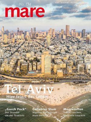 mare, Die Zeitschrift der Meere: .134 Tel Aviv