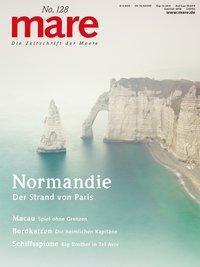 mare, Die Zeitschrift der Meere: Nr.128 Normandie