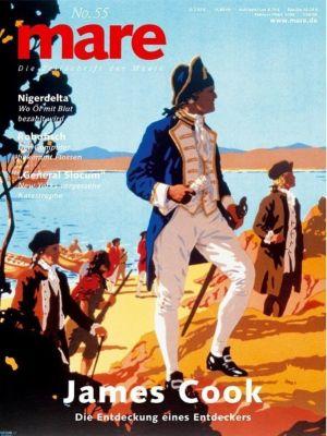 mare, Die Zeitschrift der Meere: Nr.55 James Cook