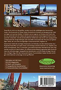 Maremonto Reise- und Wanderführer Teneriffa, m. 17 Tourenktn. - Produktdetailbild 1