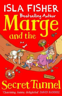 Marge and the Secret Tunnel, Isla Fisher