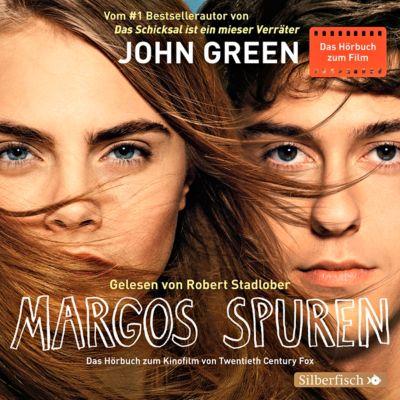 Margos Spuren, Das Hörbuch zum Kinofilm, 4 Audio-CDs, John Green