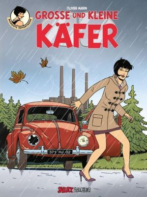 Margots Reportagen - Große und kleine Käfer - Olivier Marin pdf epub