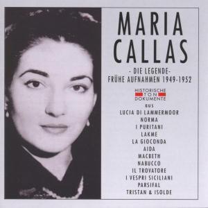 Maria Callas-Die Legende, Maria Callas