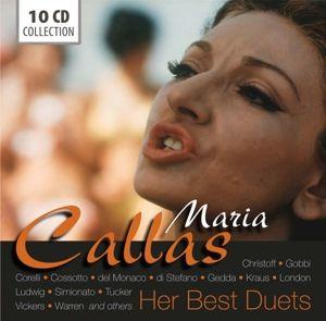Maria Callas-Her Best Duets, Maria Callas, Di Stefano, Gobbi, Monaco, Christoff