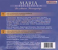 Maria Himmelkönigin-Die Schönsten Mariengesange - Produktdetailbild 1