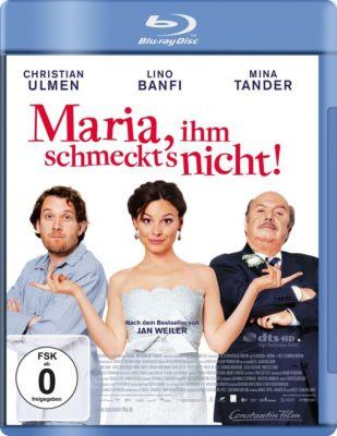 Maria, ihm schmeckt's nicht!, Daniel Speck, Jan Weiler
