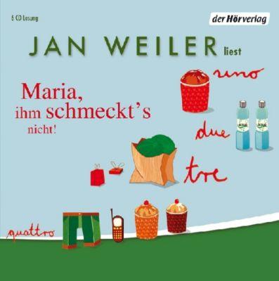 Maria, ihm schmeckt's nicht!, 6 Audio-CDs, Jan Weiler