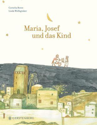 Maria, Josef und das Kind, Cornelia Boese