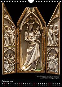 Maria - Mutter Gottes (Wandkalender 2019 DIN A4 hoch) - Produktdetailbild 2