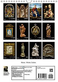 Maria - Mutter Gottes (Wandkalender 2019 DIN A4 hoch) - Produktdetailbild 13