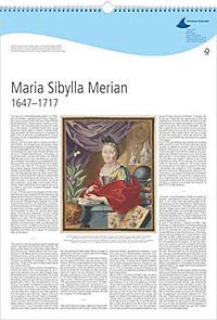 Maria Sibylla Merian 2019 - Produktdetailbild 1