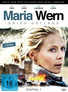 Maria Wern: Kripo Gotland - Staffel 1