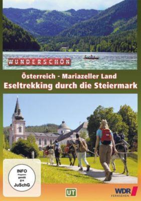 Mariazeller Land - Eseltrekking durch die Steiermark, 1 DVD