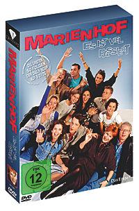 Marienhof: Es ist viel passiert - Die ersten 50 Folgen der Daily Soap auf 5 DVDs - Produktdetailbild 1