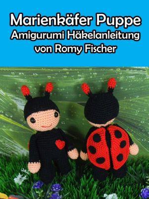 Marienkäfer Puppe, Romy Fischer