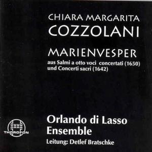 Marienvesper, Orlando Di Lasso Ensemble