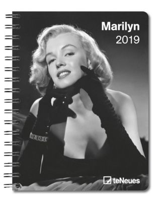 Marilyn 2019 Diary, Marilyn Monroe