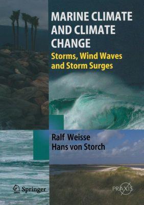 Marine Climate and Climate Change, Ralf Weisse, Hans von Storch