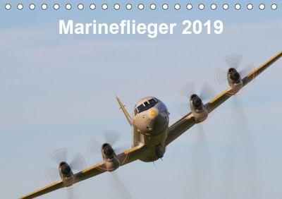 Marineflieger 2019 (Tischkalender 2019 DIN A5 quer), Eike Henning