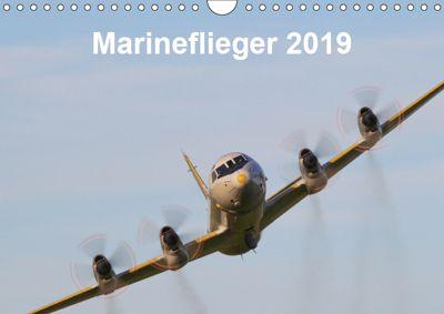 Marineflieger 2019 (Wandkalender 2019 DIN A4 quer), Eike Henning