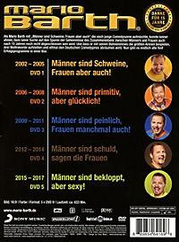 Mario Barth: Danke für 15 Jahre - Alle Live-DVDs in einer Box - Produktdetailbild 1