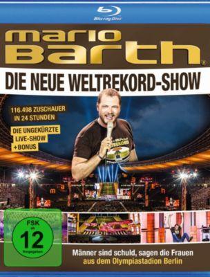 Mario Barth: Die neue Weltrekord-Show - Männer sind schuld, sagen die Frauen, Mario Barth