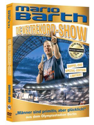 Mario Barth: Die Weltrekord-Show - Männer sind primitiv, aber glücklich!, Mario Barth