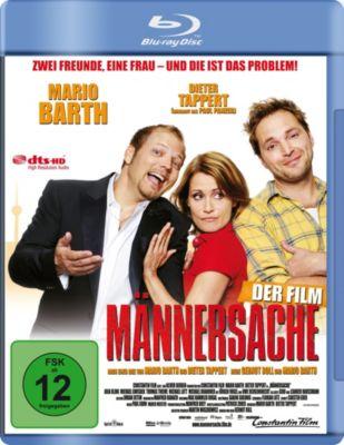 Mario Barth: Männersache - Der Film, Mario Barth, Dieter Tappert