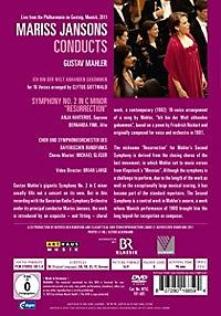 Mariss Jansons Dirigiert Sinfonie 2 - Produktdetailbild 1