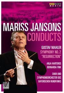 Mariss Jansons Dirigiert Sinfonie 2, Jansons, Harteros, Fink, So Des Br