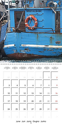 Maritime Impressions (Wall Calendar 2019 300 × 300 mm Square) - Produktdetailbild 6