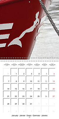 Maritime Impressions (Wall Calendar 2019 300 × 300 mm Square) - Produktdetailbild 1