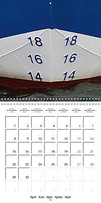 Maritime Impressions (Wall Calendar 2019 300 × 300 mm Square) - Produktdetailbild 4